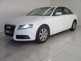 2010 Audi A4 1.8T Attraction (B8)