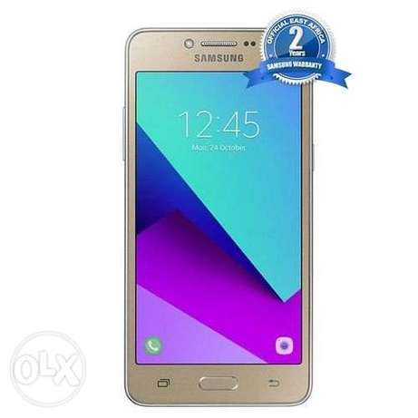 Brand New Samsung Galaxy Grand Prime Plus (G532F) - 8 GB - 1.5GB RAM Nairobi CBD - image 1
