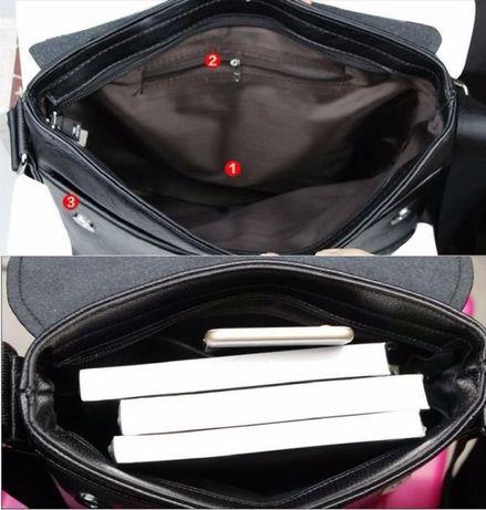 JEEP мужская кожаная сумка через на плечо. Чоловіча сумка Polo Поло Львів -  зображення 5 491ea519345c0