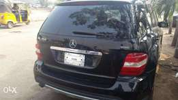 Tokunbo Mercedes-Benz, ML350, 2008. 4MATIC. Very OK To Buy From GMI.