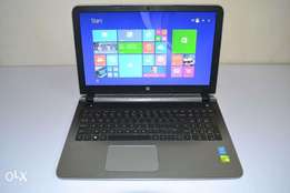 Hp 15 core i5 with 4gb Nvidia graphics