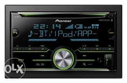 FH-S705BT: Pioneer 2Din CD/USB Radio with Mixtrax DualBluetooth