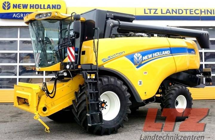New Holland cx 5080 tier 4b - 2016