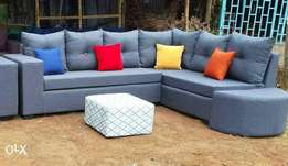 Nice grey ready sofa best deal enjoy free delivery