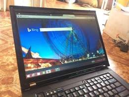Very clean and good as new lenovo thinkpad, core 2 duo, 3hrs battery