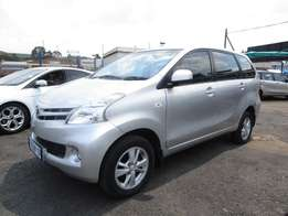 2015 Toyota Avanza 1.5 ,white in color , 4 doors , 40 000 km ,for sale