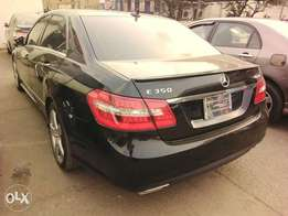 Tokunbo Mercedes Benz E350 4matic 2011 Full Option