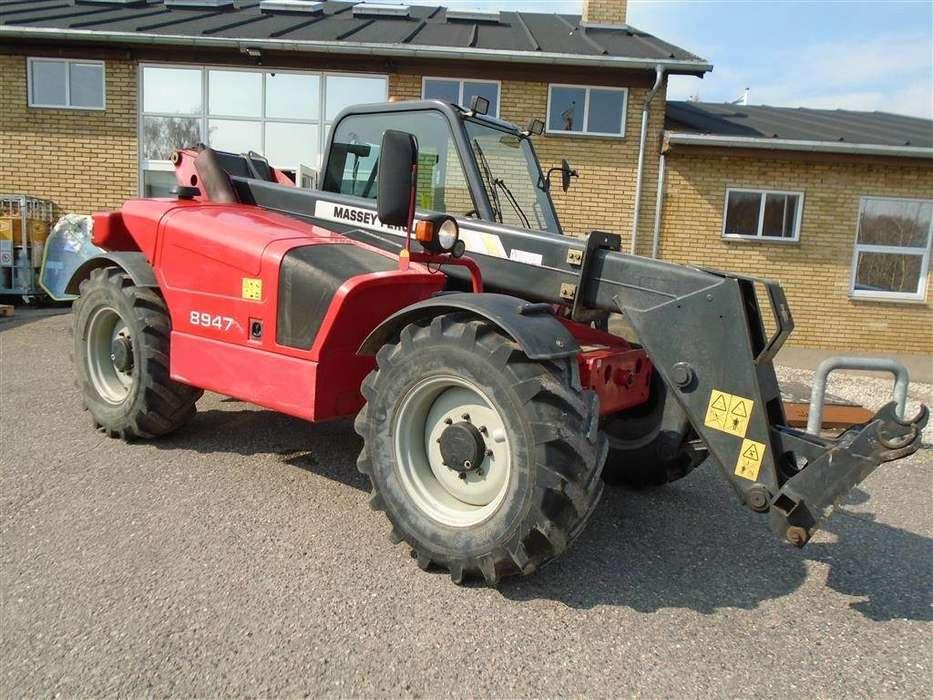 Massey Ferguson 8947 - 2005
