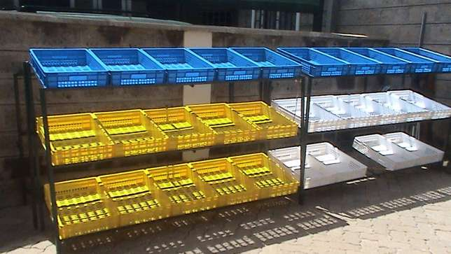 Grocery crates and shelves Syokimau - image 6
