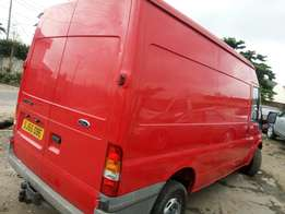 Ford Transit 2008 Model Toks (Imported) For Quick Sale