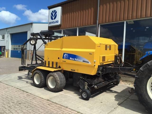 New Holland BR6090 Combi - 2009