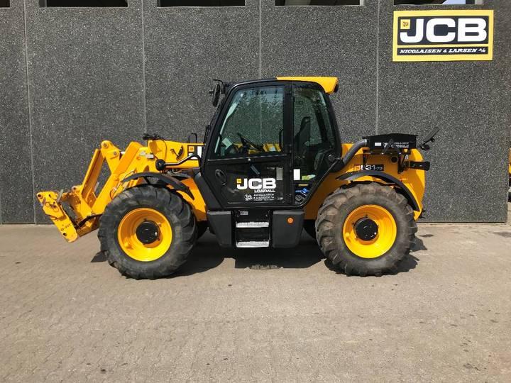 JCB 531-70 Agri - 2016