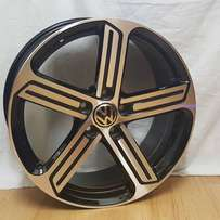 "19"" Vw Golf 7R rims 2nd hand"