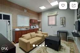 Fully Furnished 1 Bedroom Apartment in Aziziya !!