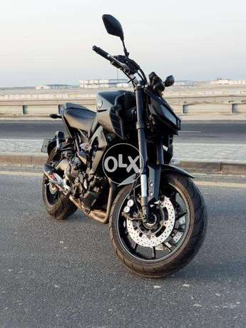 2018 YAMAHA MT-09 Excellent Condition