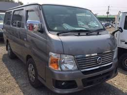 Nissan Caravan 2010 Foreign Used For Sale Asking Price - 1,450,000/=