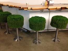 Bringing the Outdoors Inside with Artificial Grass