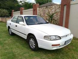Call Haroon on 1995 Toyota Camry 200Si