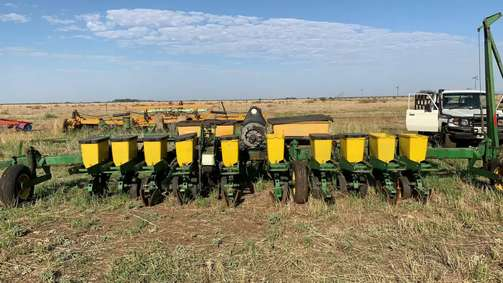John Deere Planters In South Africa Value Forest