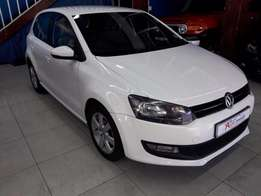 2013 VW Polo 1.6 TDI Comfortline 5Dr for sale!