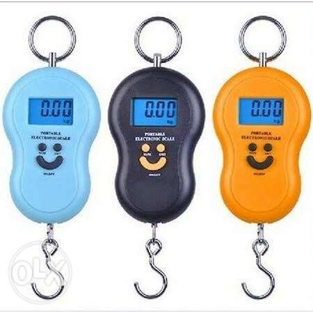 scale 50kg ميزان محمول
