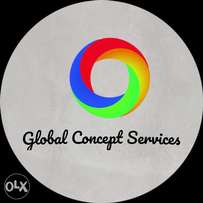 Global Concept Services.