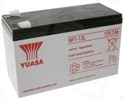 Yuasa battery supplier in kenya