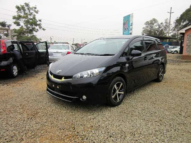 toyota wish throuh asset finance Ridgeways - image 1