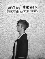 4 general standing Justin Bieber tickets for sale