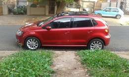 2014 VW Polo TSI, Highline, DSG, 1.2, Auto, Mileage 46000, Price R2000