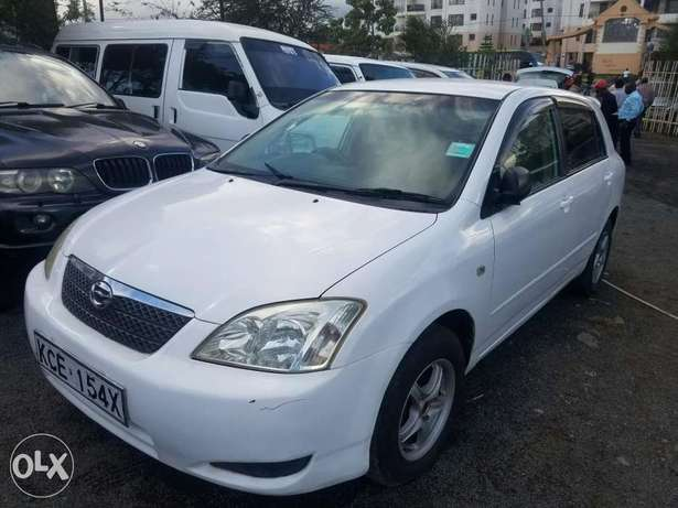 Toyota Runx in very good condition Embakasi - image 2