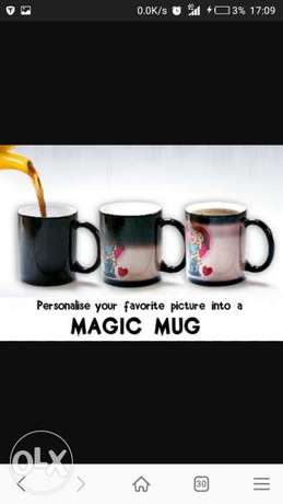 Magic mug printing with your loved ones pictures Nairobi CBD - image 1