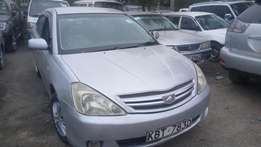 Toyota ALLION for sale gjj