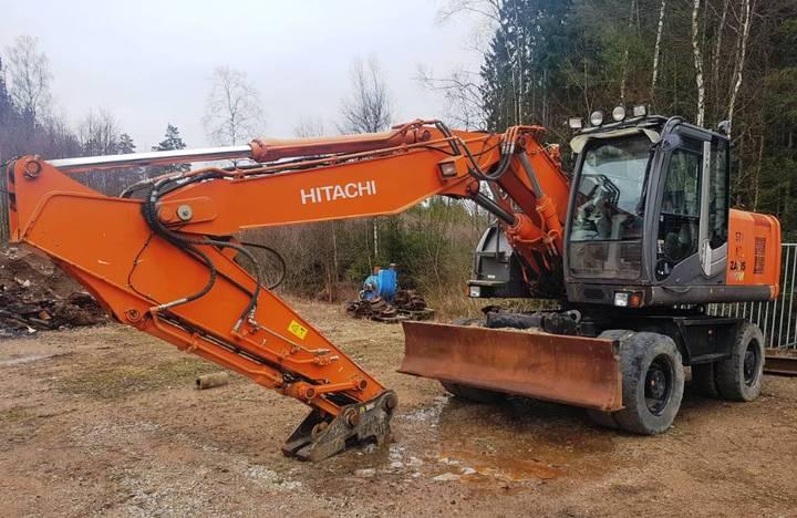 Hitachi Zx170w-3 Dismantling - 2008