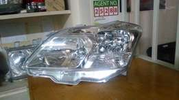Headlight premio latest