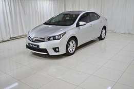 2014 TOYOTA COROLLA 1.8 Exclusive CVT Automatic