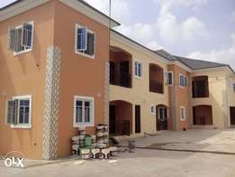 Ravishing and testefully 2bedroom flat in Odonguyan TO-LET