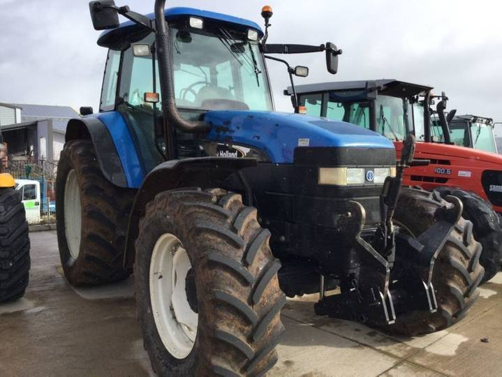 New Holland tm140 - 2003
