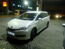Toyota Wish 2010 model
