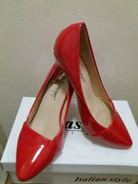 Туфлі Червоні - Жіноче взуття в Львів - OLX.ua f78b7aa024e49