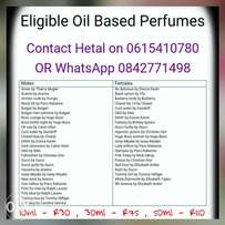 Eligible - Oil Based Perfumes