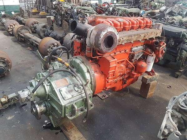 Scania DI 12 45 - 2000