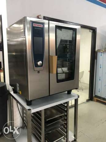 used rational oven