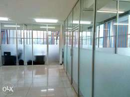 Modern and Executive closed offices in Mitsumi Business Park