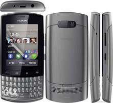 Nokia Asha 303 touch screen