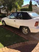 Rare classic Opel Cabriolet for sale