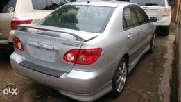 Accident free 2005 Toyota Corolla Sports edition **USA Direct/Tokunbo*