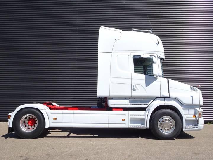 Scania T500 V8 TORPEDO RETARDER HYDRAULIC - 2005 - image 6