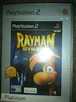 Raman evolution (ps2)