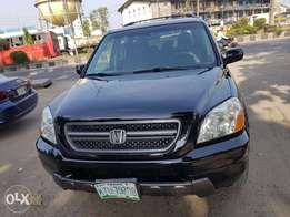 Extremely clean register 04 Honda pilot